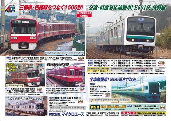 マイクロエースE501-2