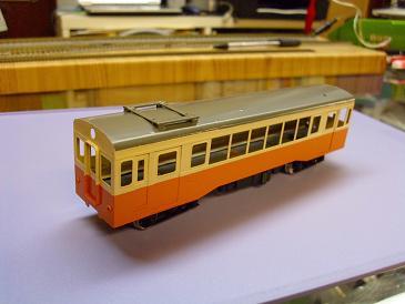 日立電鉄モハ14