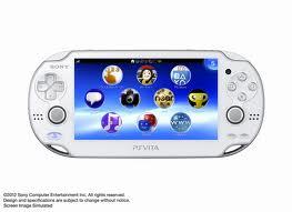 PlayStation Vita (プレイステーション ヴィータ) Wi‐Fiモデル クリスタル・ホワイト