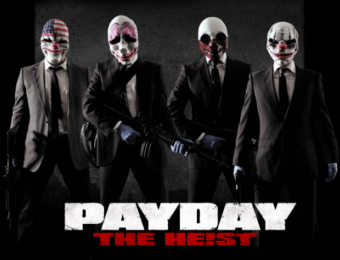 PAYDA The Heist