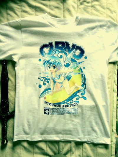 チルノTシャツ