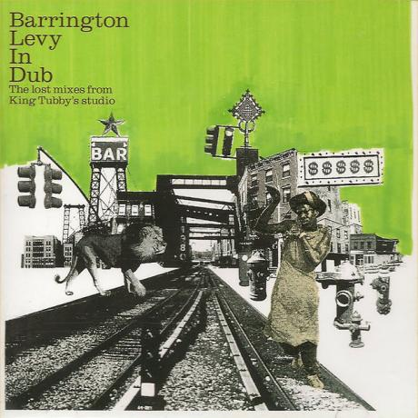 Barrington Levy (2005) - In Dub - The Lost Mixes From King Tubbys Studio