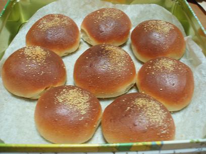 大豆粉パン丸
