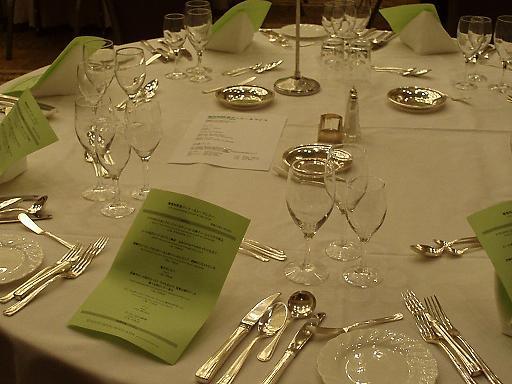 テーブル00
