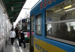 天王寺駅前(2010.1.3)