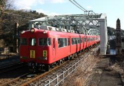 犬山遊園~新鵜沼間(2010.1.16)