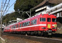 犬山遊園~犬山間(2010.1.16)