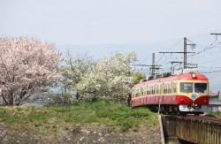 信濃竹原~夜間瀬間(2011.5.7)