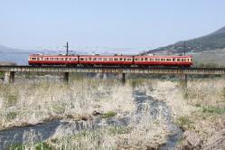 夜間瀬~信濃竹原間(2011.5.7)