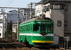 住吉~神ノ木間(2010.1.30)