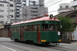 住吉~東粉浜間(2011.6.19)
