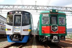小原田車庫(2011.8.3)