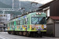 三井寺~浜大津間(2011.8.13)