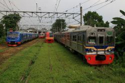 ブキット・ドゥリ電車区(2011.4.29)
