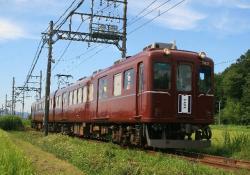 丸山~上林間(2009.8.8)