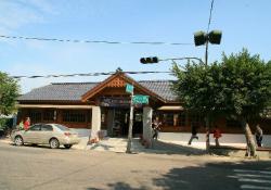 虎尾駅(2010.1.24)