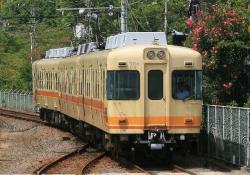 梅津寺~高浜間(2009.8.29)