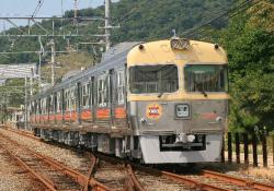梅津寺~港山間(2009.8.29)