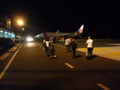アディスチプト空港(2011.5.2)
