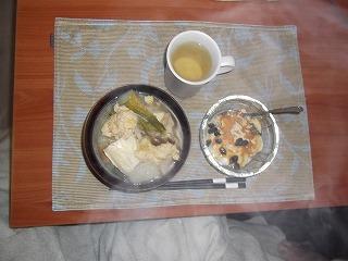 20120122-朝飯