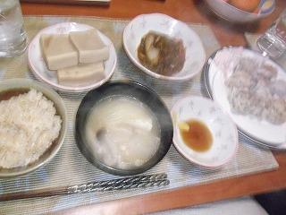 20120122-晩飯