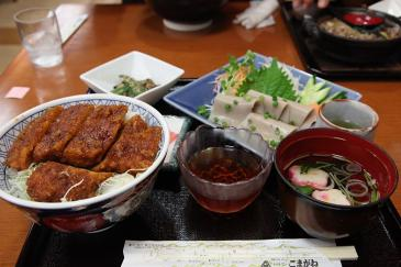 駒ヶ根SA 豚丼プレミアム