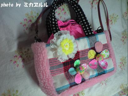 ピンクスさんno.15バッグCA390781