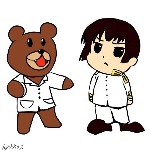 レオナルド博士&本田