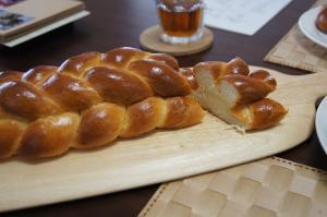 三つ編パン2