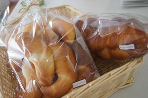 三つ編パンとクレセントロール