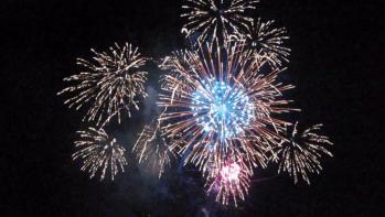 八木の花火大会4