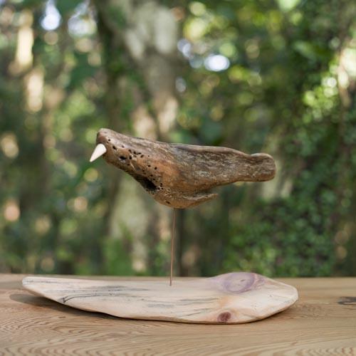 流木の鳥9