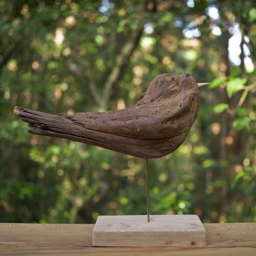 流木の鳥10