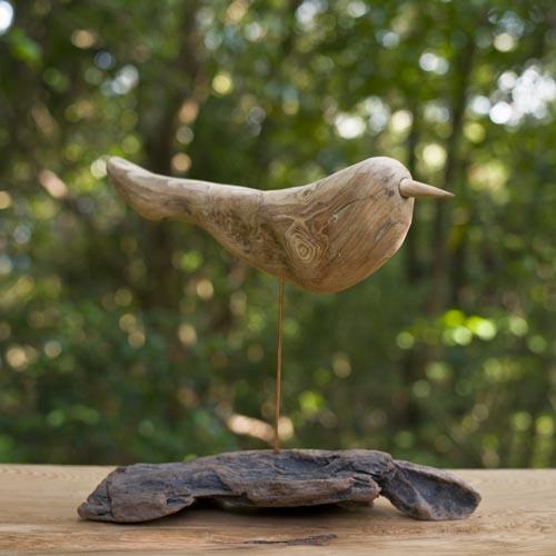 流木の鳥13