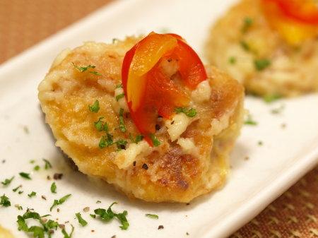 秋鮭の味噌チーズ炒め18