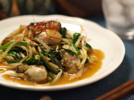 牡蠣ニラモヤシa06