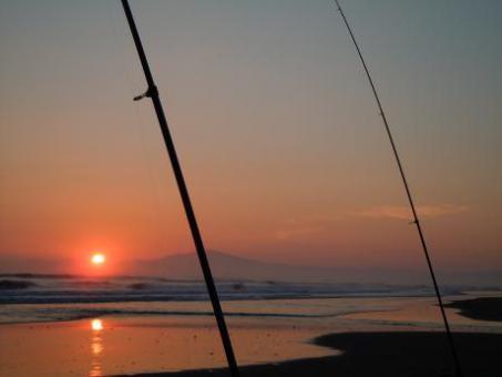 網走の海岸