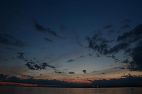 釧路の港    @西港