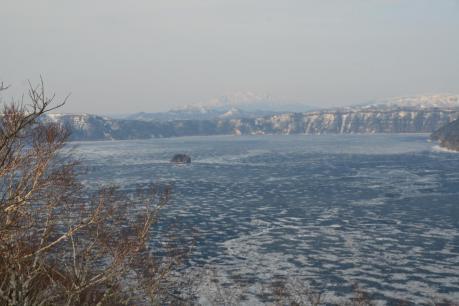 摩周湖2012.04.22