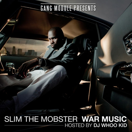 Slim-The-Mobster-War-Music-Front-Cover2011 EASTER kashiwa Creep Show MANAGEMENT