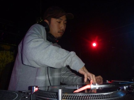 DJ AGA PHOTO2011 EASTER kashiwa Creep Show MANAGEMENT