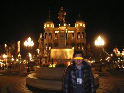 東京ディズーニーリゾート2010年1月19~21日新婚旅行 088-1