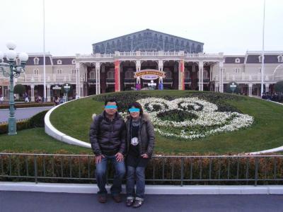 東京ディズーニーリゾート2010年1月19~21日新婚旅行 216-1
