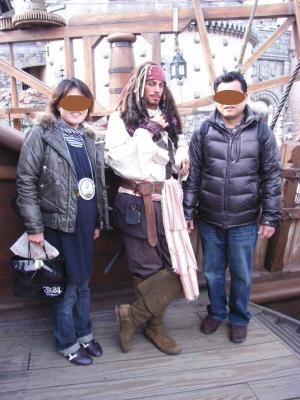 東京ディズーニーリゾート2010年1月19~21日新婚旅行 224-1