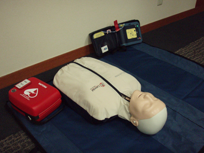 キヤノン AED