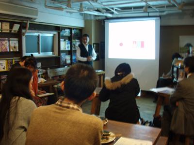 【カフェ】モンゴル20101125