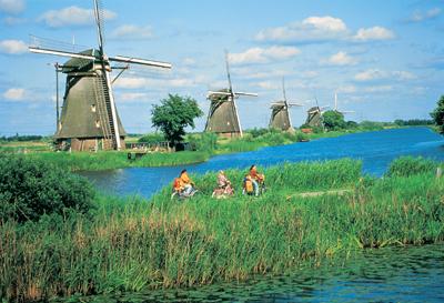 【カフェ】オランダ20101216