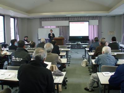 エコツアーガイドセミナー下呂20110211