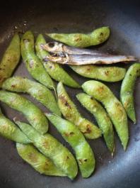 焼き枝豆5