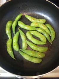 焼き枝豆4